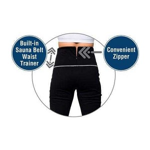 BioSweats Skin Moisturizing  Detox Sauna Pants - Flex (Women) - Clearance